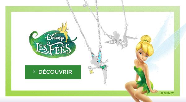 Bijoux Disney Fées