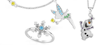 bijoux femme disney