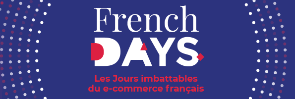 French Days - Jusqu'à -70%*
