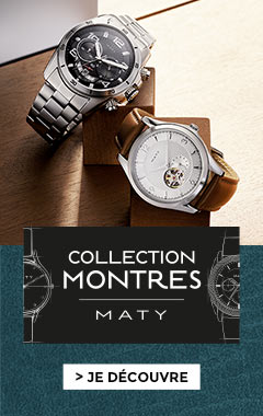 Collection Montres MATY