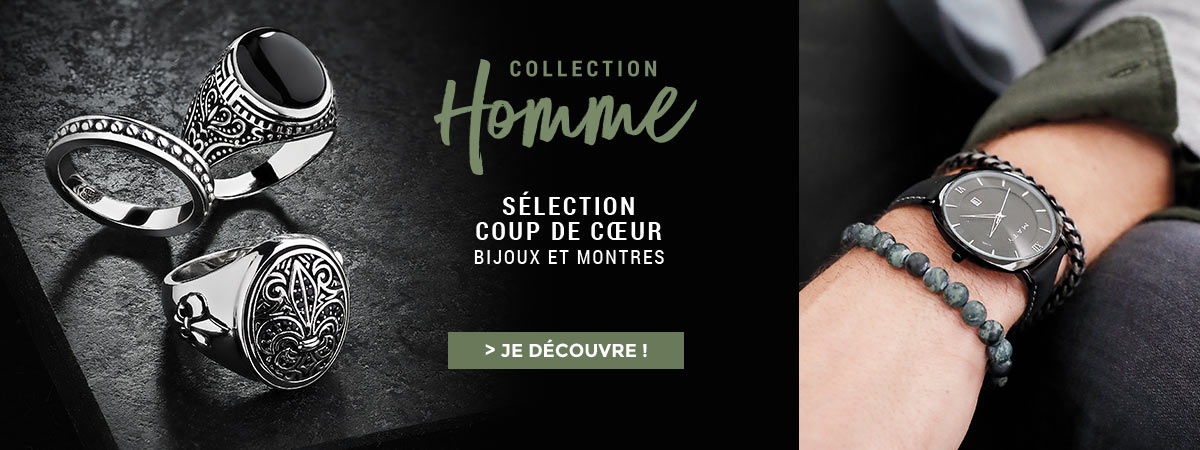 Sélection Collection Homme MATY