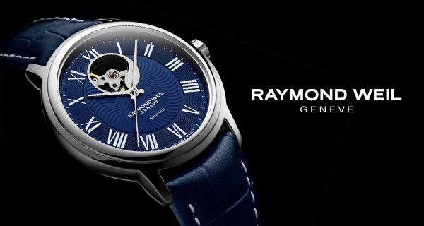 Montres Raymond Weil Homme   MATY bijoutier
