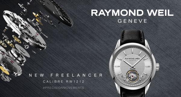 Montres Raymond Weil | MATY bijoutier
