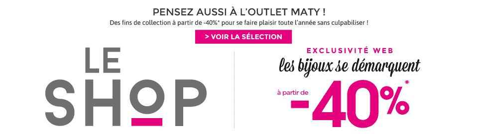 b6382585946 Soldes Bijoux et Montres - Jusqu à -60% sur MATY.com