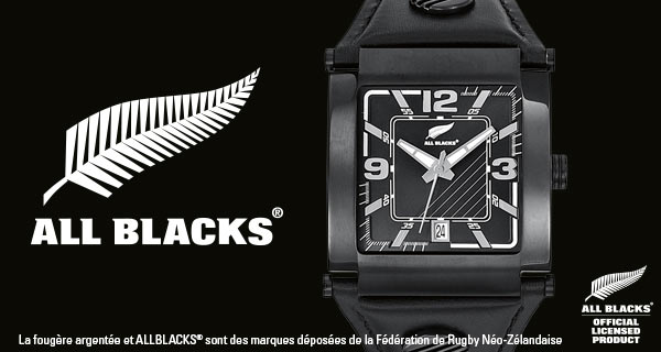 All Blacks Analogiques
