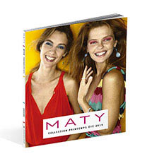 Catalogue MATY : catalogue printemps-été 2019