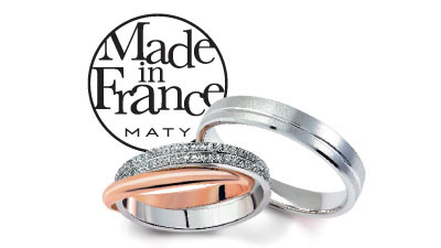 Alliances MATY made in France