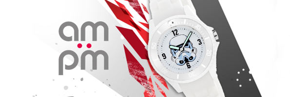 Montres Star Wars par AM:PM