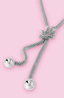 Collier Acier Collection capsule Enlace-moi