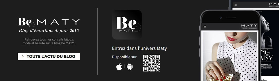 Blog et applications MATY