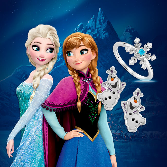 Collection Disney Reine des neiges