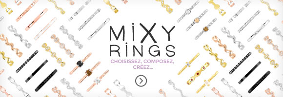 Notre collection Mixy Rings