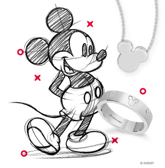 Collection Femme Mickey