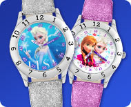 Montres collection Disney