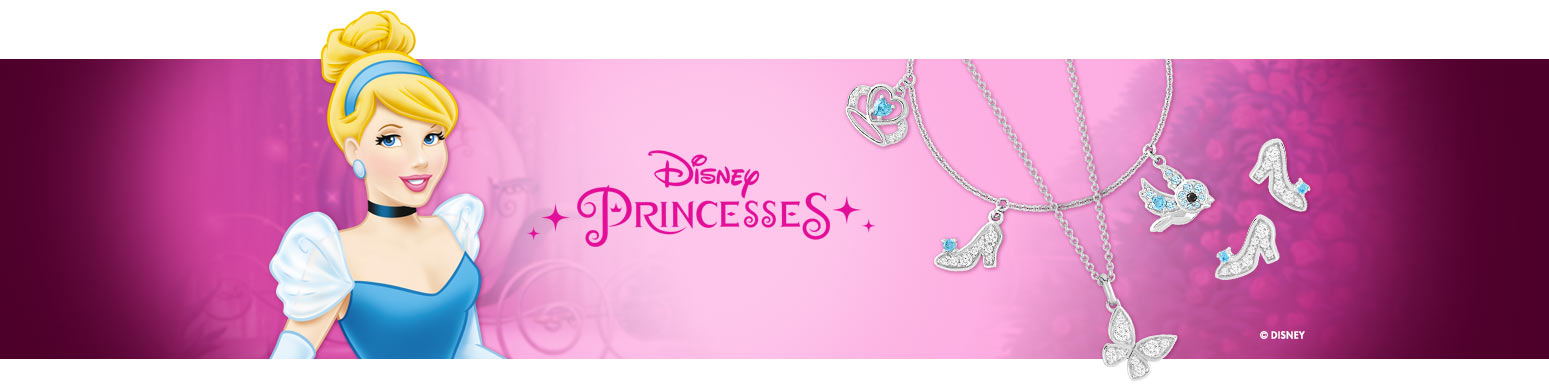 Bijoux collection Disney Princesses