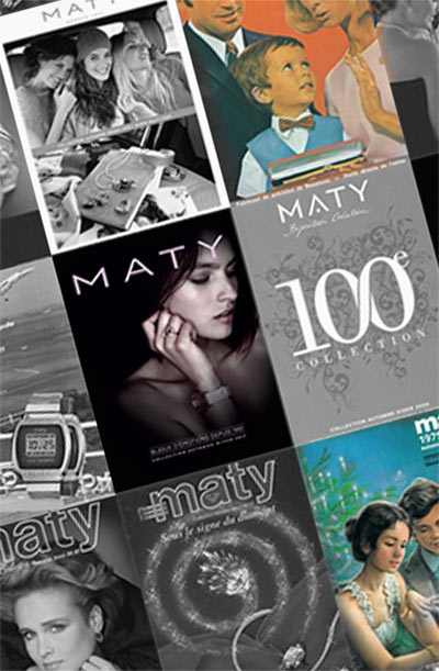 Catalogues MATY