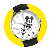 Montre : Collection Mickey