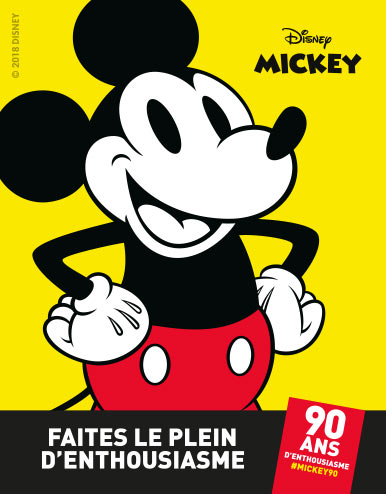90 ans Mickey | Disney