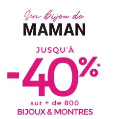 profiter du prix de liquidation 100% authentique meilleur site Idée cadeau Bijou Fête des mères : bracelets, colliers, bagues