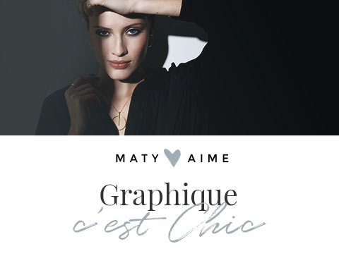 MATY Aime Look Graphique