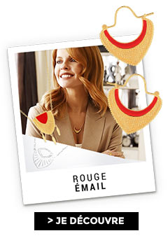 Créations Exclusives : Rouge Email