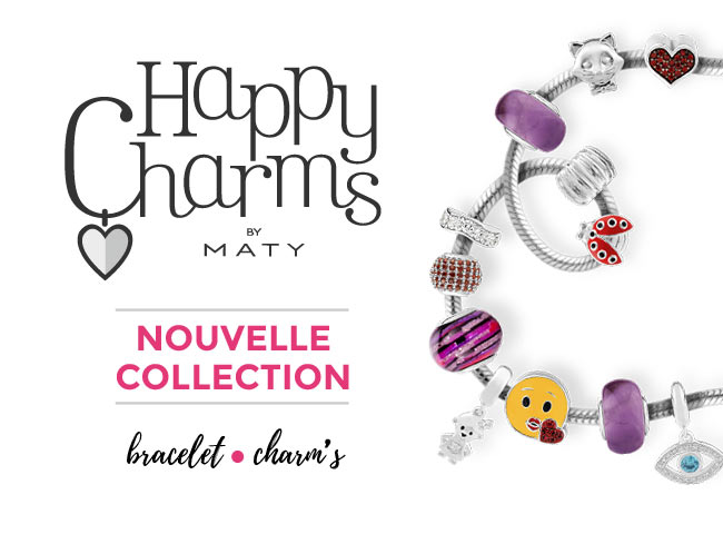 Happy Charm's by MATY